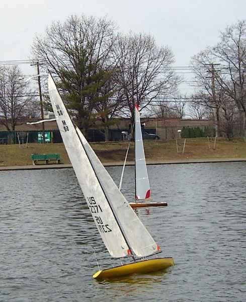 EPMYC Model Sailing Club 2019